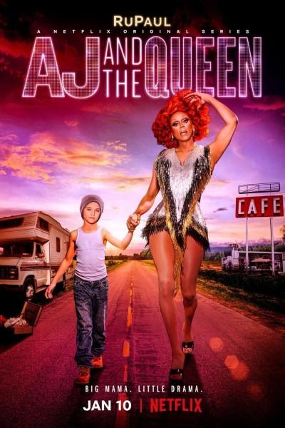 Caratula, cartel, poster o portada de AJ and the Queen