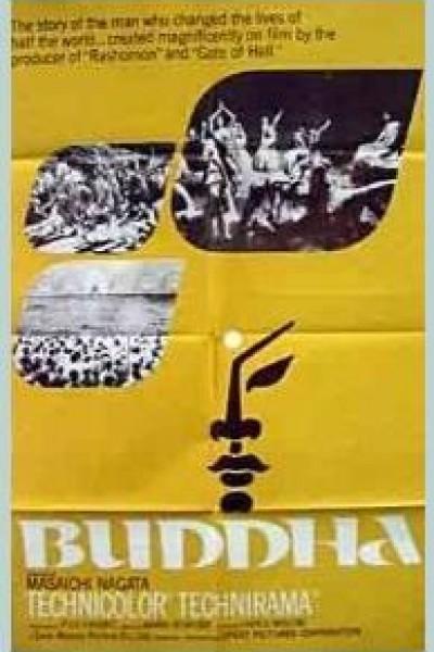 Caratula, cartel, poster o portada de Buda