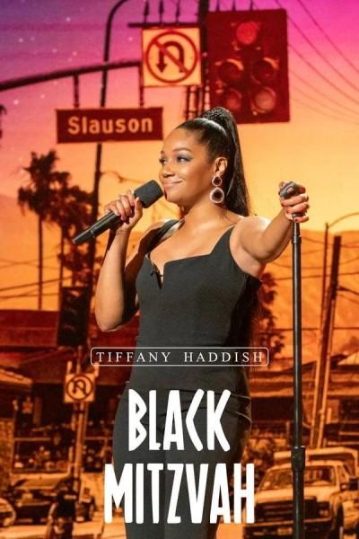 Caratula, cartel, poster o portada de Tiffany Haddish: Black Mitzvah
