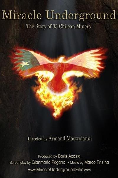 Caratula, cartel, poster o portada de Miracle Underground