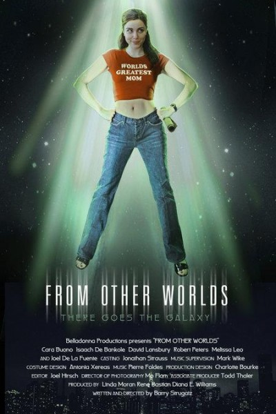 Caratula, cartel, poster o portada de From Other Worlds