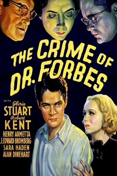 Caratula, cartel, poster o portada de The Crime of Dr. Forbes