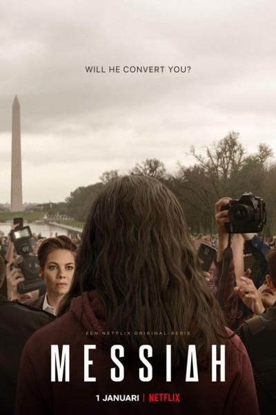 Caratula, cartel, poster o portada de Mesías
