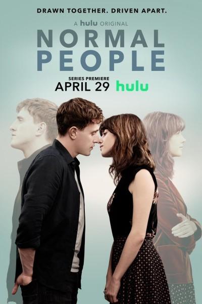 Caratula, cartel, poster o portada de Normal People