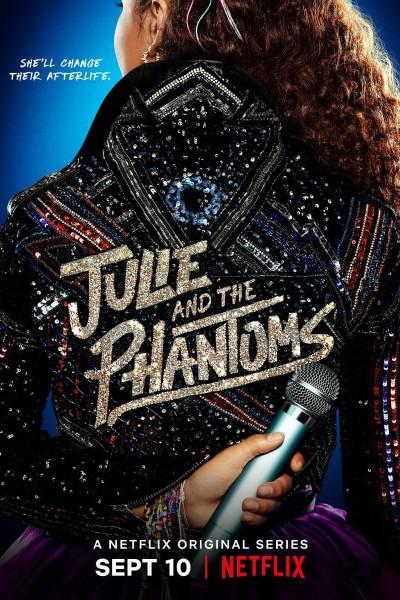 Caratula, cartel, poster o portada de Julie and the Phantoms