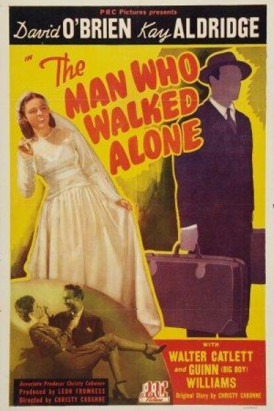 Caratula, cartel, poster o portada de The Man Who Walked Alone