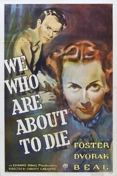 Caratula, cartel, poster o portada de Los que van a morir