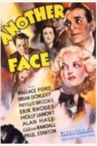 Caratula, cartel, poster o portada de La máscara de carne