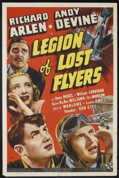 Caratula, cartel, poster o portada de Legion of Lost Flyers