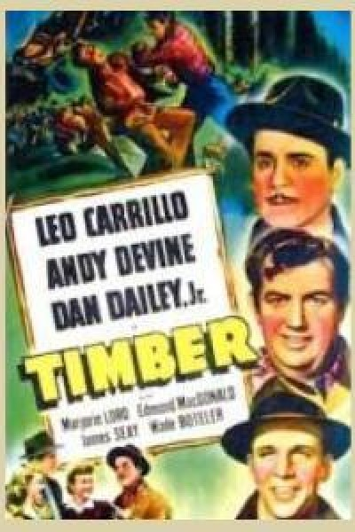 Caratula, cartel, poster o portada de Timber!