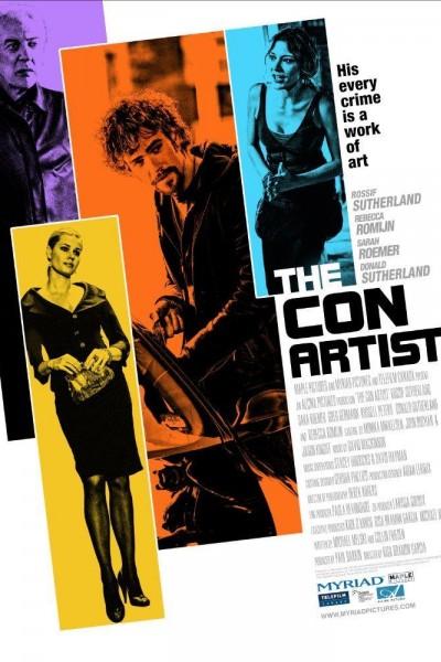 Caratula, cartel, poster o portada de The Con Artist