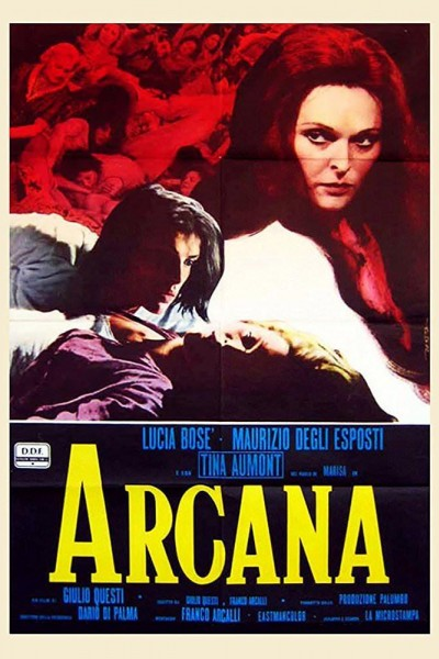 Caratula, cartel, poster o portada de Arcana