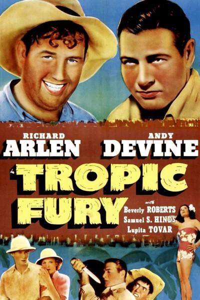 Caratula, cartel, poster o portada de Tropic Fury