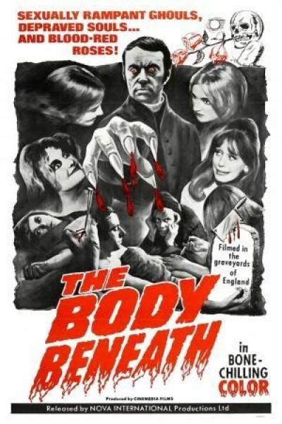 Caratula, cartel, poster o portada de El cuerpo indigno