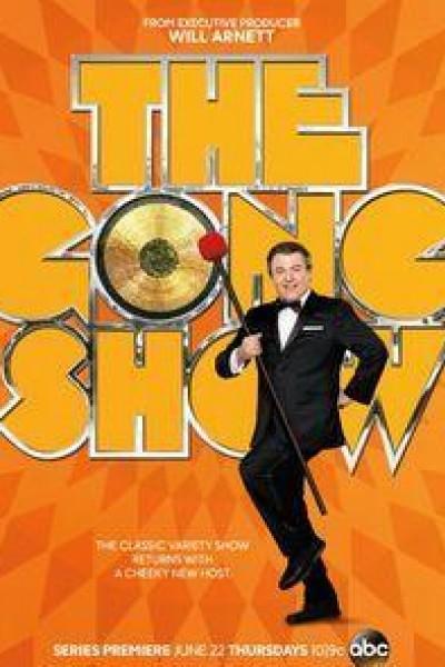 Caratula, cartel, poster o portada de The Gong Show