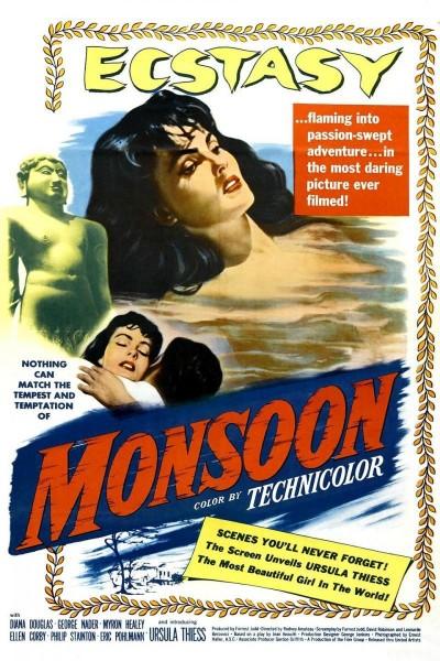 Caratula, cartel, poster o portada de Monsoon