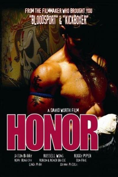 Caratula, cartel, poster o portada de Honor