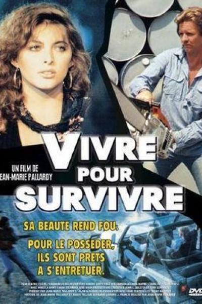 Caratula, cartel, poster o portada de Vivre pour survivre