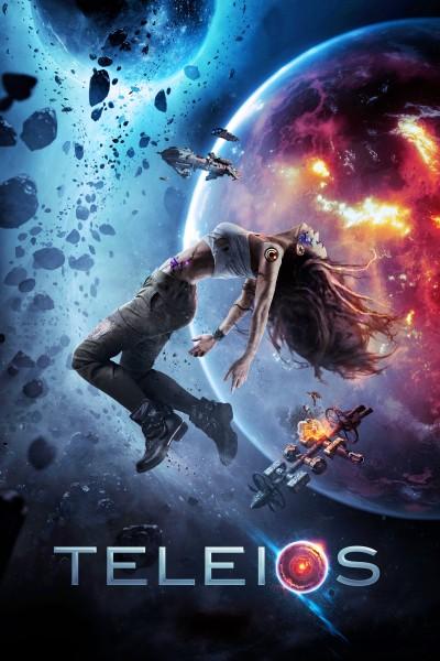 Caratula, cartel, poster o portada de Beyond the Trek (Teleios)