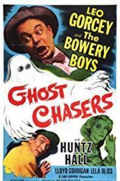 Caratula, cartel, poster o portada de Ghost Chasers