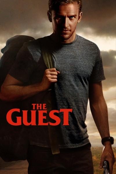 Caratula, cartel, poster o portada de The Guest