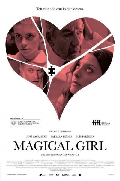 Caratula, cartel, poster o portada de Magical Girl