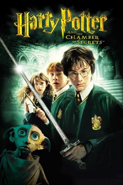 Caratula, cartel, poster o portada de Harry Potter y la cámara secreta