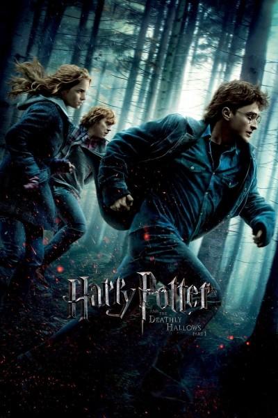 Caratula, cartel, poster o portada de Harry Potter y las Reliquias de la Muerte - Parte I