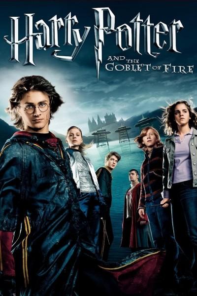 Caratula, cartel, poster o portada de Harry Potter y el cáliz de fuego