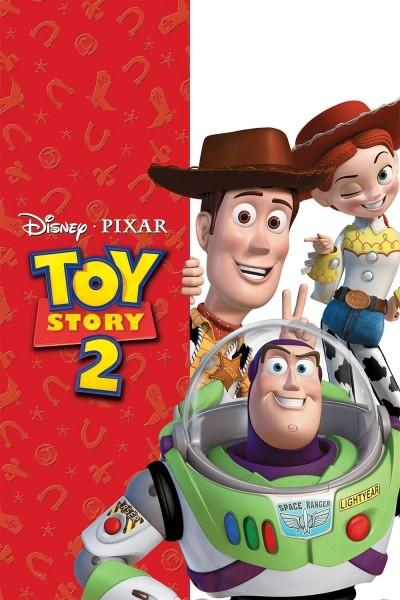 Caratula, cartel, poster o portada de Toy Story 2