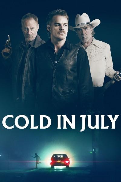 Caratula, cartel, poster o portada de Frío en julio