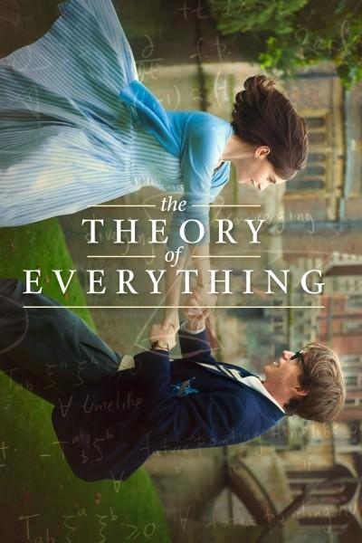 Caratula, cartel, poster o portada de La teoría del todo