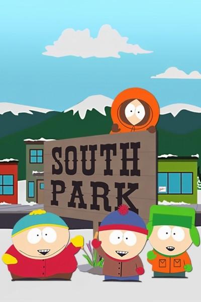 Caratula, cartel, poster o portada de South Park