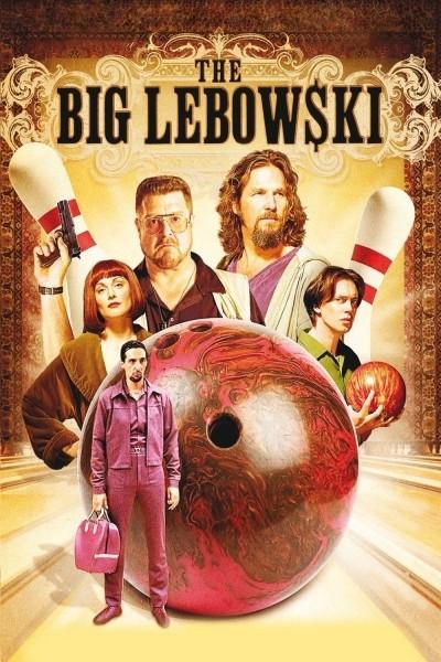 Caratula, cartel, poster o portada de El gran Lebowski