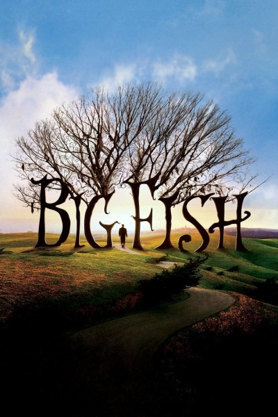 Caratula, cartel, poster o portada de Big Fish
