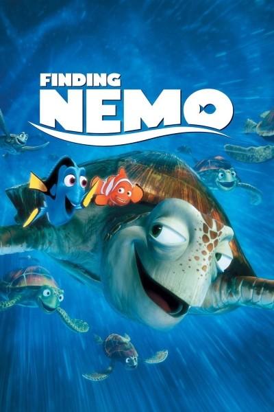 Caratula, cartel, poster o portada de Buscando a Nemo