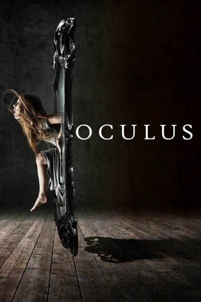 Caratula, cartel, poster o portada de Oculus: El espejo del mal