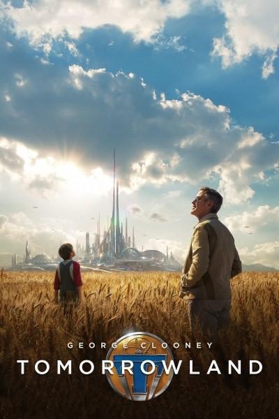 Caratula, cartel, poster o portada de Tomorrowland: El mundo del mañana