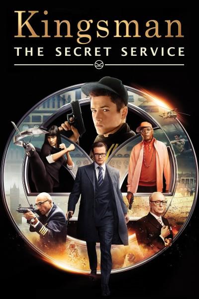 Caratula, cartel, poster o portada de Kingsman: Servicio secreto