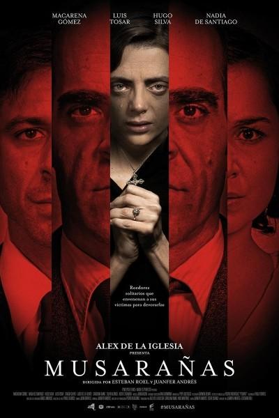 Caratula, cartel, poster o portada de Musarañas