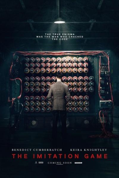 Caratula, cartel, poster o portada de The Imitation Game (Descifrando Enigma)