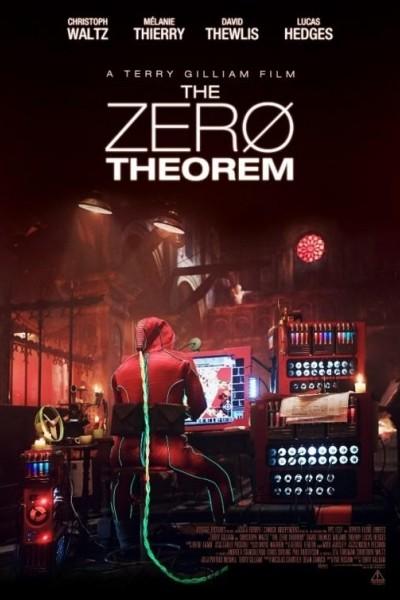Caratula, cartel, poster o portada de Teorema zero