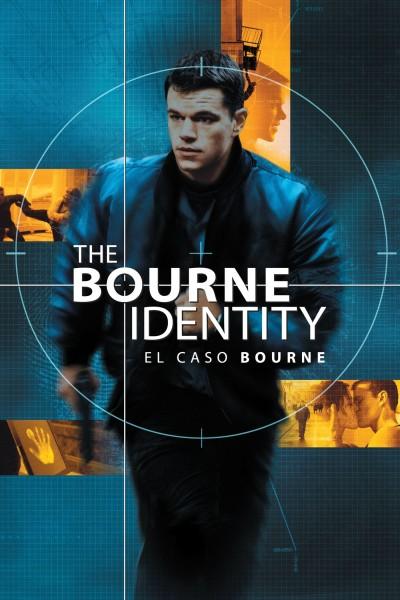 Caratula, cartel, poster o portada de El caso Bourne