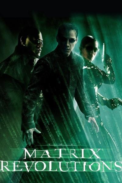 Caratula, cartel, poster o portada de Matrix Revolutions