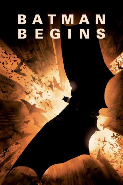 Caratula, cartel, poster o portada de Batman Begins