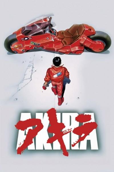 Caratula, cartel, poster o portada de Akira