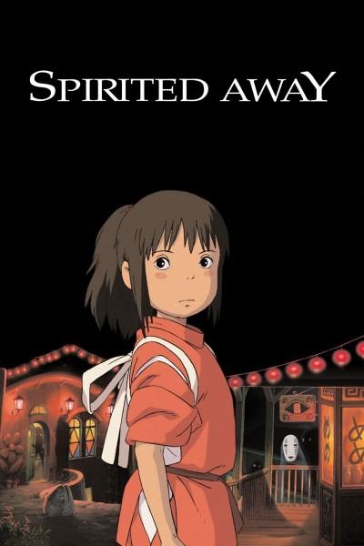 Caratula, cartel, poster o portada de El viaje de Chihiro