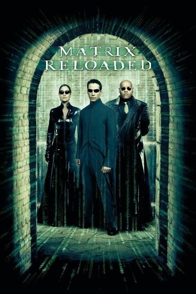 Caratula, cartel, poster o portada de Matrix Reloaded