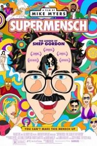 Caratula, cartel, poster o portada de Supermensch: La leyenda de Shep Gordon