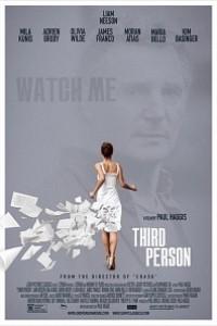 Caratula, cartel, poster o portada de En tercera persona